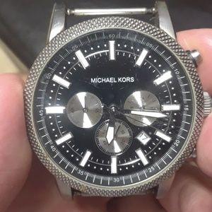 Michael kors watch face